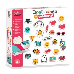 Emoticons to stamp
