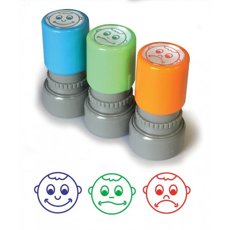 Pictos Stamps Smiley