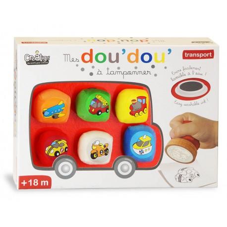Dou'Dou' Transport set